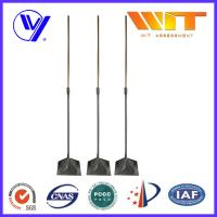 China 16mm Solid Copper Lightning Rod Surge Lightning Protection With Good Conductivity wholesale
