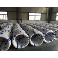 China Zinc Coated Steel Aircraft Grade Wire Rope / Galvanised Steel Wire 1000-1600 MPA wholesale