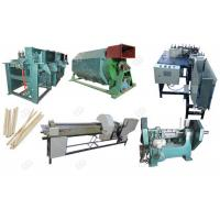 China Wooden Ice Cream Stick Making Machine Frequency Speed Domestic For Tongue Depressor wholesale