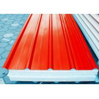 China Orange Roof Sheet Coil Prepainted Galvalume Steel Coil For Roller Shutter Door wholesale