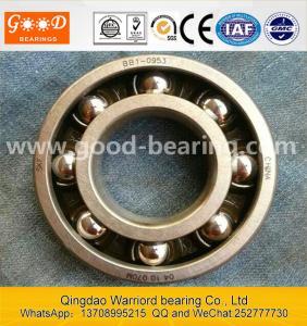 China Miniature bearing 2Z - SKF f688 flange bearing f692zza toy wheel bearing super high precision on sale