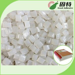 China Book Binding Back Industrial Strength Hot Glue , Hot Melt Glue Pellets wholesale