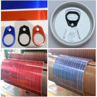 China Customized Aluminium Can Material With Easy To Open Ring Material wholesale
