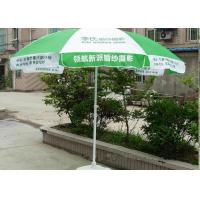China Garden Folding Outdoor Advertising Umbrellas Windproof For Promotion Gift Item wholesale