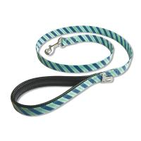 China Outdoor Waterproof Dog Collar And Leash Customized Pattern Skin - Friendly wholesale