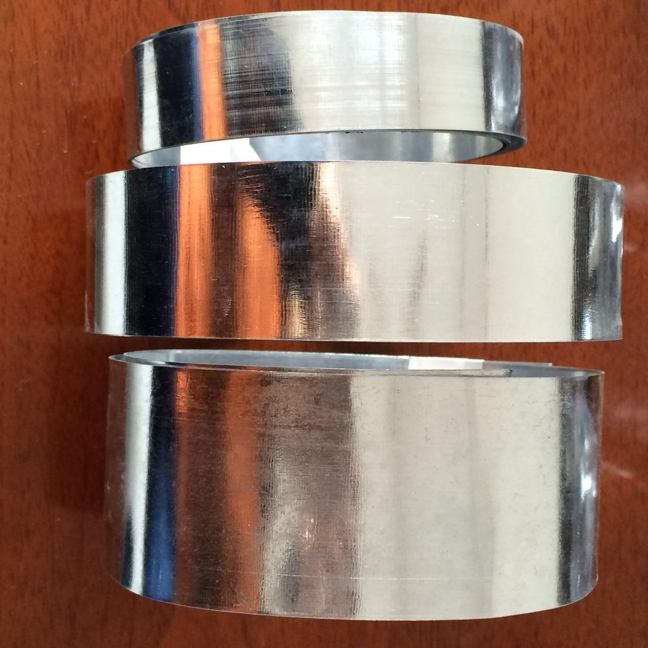 Commercial Hot Dipped Galvanised Steel Strip , Zinc Coated Steel Coil Strip