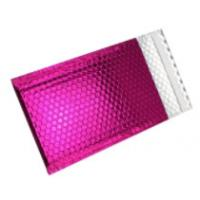 China 10x12 Metallic Bubble Mailer Customized Color With Moisture Proof Function wholesale