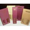 China Wine boxes cardboard wine boxes personalized wine box wholesale wholesale