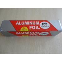 China Recyclable Aluminium Foil Roll Paper Food Cooking Use 100% Safe wholesale