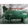 China Carbon Steel Vessel Horizontal Plate Pressure Filter / Oil Bleaching Green Horizontal Leaf Filter wholesale