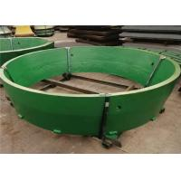China Manganese Steel Cone Crusher Spare Parts wholesale
