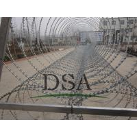China The Safest military barbed tape barrier wholesale