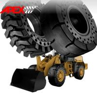 China APEX 17.5-25 Solid Tire, Cushion Tyre for Wheel Loader, Integrated Tool Carrier, Elevating Motor Scraper wholesale