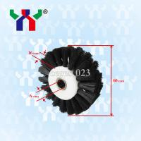 hard bristle Brush wheel For Pressing Paper ceres 023