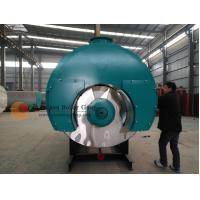 China Textile Industry Gas Fired Steam Boiler / 5~50 Ton Most Efficient Gas Boiler on sale