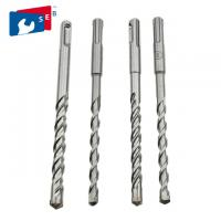 China Carbide Electric Hammer Drill Bits 110 - 1000 Mm For Concrete And Hard Stone wholesale