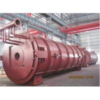 China High Pressure Gas Fired Thermal Oil Boiler High Efficiency For Wood / Electric on sale