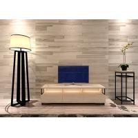 China Anti Scratch Modern TV Stand Furniture With E1 Board 1.5 Meters Length wholesale