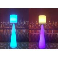 Wireless Remote Control LED Floor Lamps Led Light Pillars For Living Room Manufactures