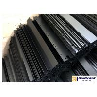 China Sand Blasting Custom Aluminum Extrusions Reliable 10mm - 6000mm Length wholesale