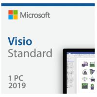 China PC Download Computer PC System Microsoft Visio 2019 Standard Digital Software License on sale
