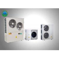 China Multi Functions High Temperature Air Source Heat Pumps Automatic Control wholesale