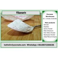 China Steroid Raw Powder Flibanserin For Enhancing Female Sexuality 167933-07-5 wholesale