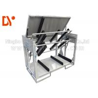 China Anti Oxidation Workshop Tool Trolley Steel Plate Extrusion For Vehicle Parts wholesale
