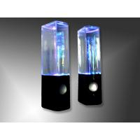 China Mini Speaker,The colorful lamps,Touch the water device,USB power supply. wholesale