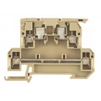 China Weidmuller 9503310000 KDKS 1/35 SAK Series, Fuse terminal, Rated cross-section: 4 mm², Screw connection, Beige wholesale