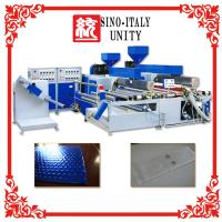 China CE APPROVED PE air bubble film machine on sale