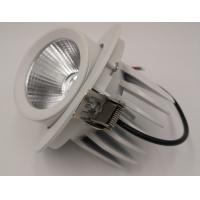 China 26w Cutting 105mm Gimbal LED Downlight Size 125mm , Led Recessed Eyeball Lights Easy To Mount wholesale