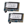 China Internal Dom Hard Drive Active 1.5W , 7PIN 2GB MLC Nand Flash SATA SSD Dom wholesale