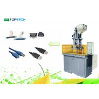 China 80 Ton Vertical Electric Injection Molding Machine For Standard Bonded Ndfeb Magnet Parts wholesale