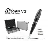China Semi Permanent Makeup Tattoo Machine Eyebrow TattooPen With Aluminum Alloy Suitcase wholesale