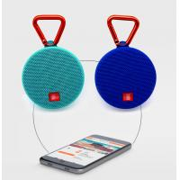 China Wholesale promotion cheap waterproof mini handsfree speaker with fabric with FM radio wholesale