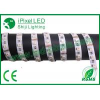 DC12V 24V SMD5050 60LEDs / m RGBW flexible LED Strips with 3 or 6 LED in one group Manufactures