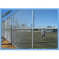 Buy cheap High Precision Chain Link Security Fence Panels 3 Foot 50x50 Mm Mesh from wholesalers
