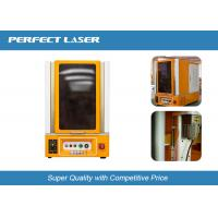 China Industrial Fibre Laser Marking Machine With 0.005mm Min Focusing Spot , CE ISO Certificate wholesale