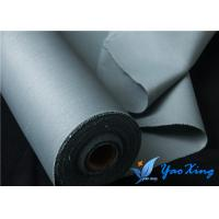 China Flexible Smoke Cloth Polyurethane Coated Fabric High Stability 1-2 M Width wholesale