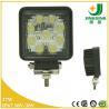 China 24v led machine work light work lamp led 12v flood led work light wholesale