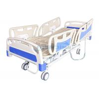 China YA-D5-7 Electric Multi-function Hospital ICU Bed With Central Locking Caster wholesale