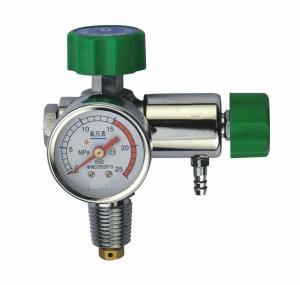 China Medical Equipment Oxygen Flow meter Vacuum Regulators Suction Bottle wholesale
