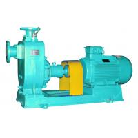 China Electric Water Self Priming Centrifugal Pump High Sewage Drainage Capability wholesale