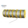 China Galvanized Steel Anti Twist Braid Rope for Transmission Line Stringing wholesale