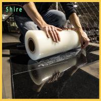 Removable Floor Protection Tape , Countertop Protection Film No Pollution