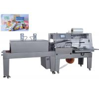 China Food Shrink Wrap Machine , Shrink Wrap Packaging Machine Low Heat Consumption wholesale