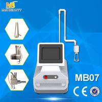 China 30W Co2 Fractional Laser System Vaginal Tightening CO2 Laser Machines wholesale