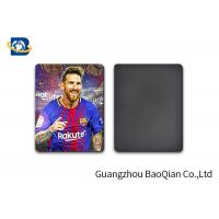 China 3D Fridge Lenticular Magnet Football Star Lionel Andres Messi Printed Pattern wholesale