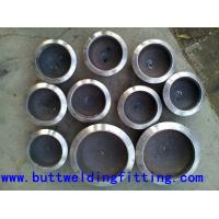 China Equal Polishing SCH40S SA / A403 Stainless Steel Pipe Cap For Oil / Exhaust wholesale